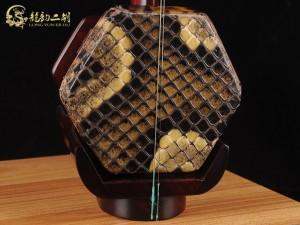 【已售】高级紫檀二胡5918-一枝花