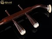 【已售】新红木黄梅戏小高胡6430-渔舟欢歌