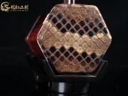 珍品整筒老红木06610-一枝花