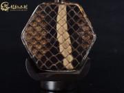【已售】珍品整筒老红木二胡7595 良宵