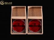 乐童8000微尘松香 大小提琴二胡通用 乐器配件 精致木盒装