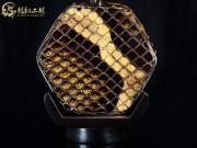 【已售】龙韵藏品老红木二胡7943 月亮代表我的心
