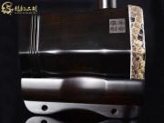【已售】龙韵特价黑檀二胡7947 赛马
