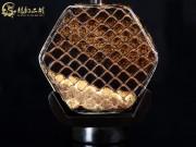 【已售】龙韵藏品老红木二胡7942 赛马