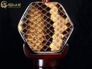 【已售】龙韵藏品紫檀二胡7965 月亮代表我的心