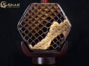 【已售】龙韵藏品紫檀二胡8064 青花瓷