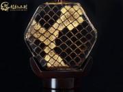 【已售】龙韵藏品紫檀二胡8138 青花瓷
