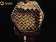 龙韵高级紫檀二胡8201 青花瓷
