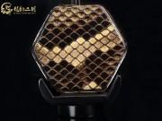 【已售】龙韵特价铜轴黑檀二胡8273 琴诗