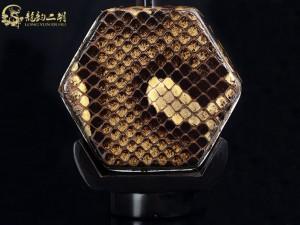 【已售】龙韵入门黑檀二胡1635