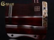 龙韵高级紫檀二胡8314 琴诗