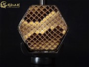 【已售】龙韵特价黑檀二胡8337