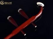 【已售】龙韵藏品紫檀二胡8399 琴诗