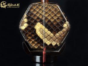 【已售】龙韵藏品老红木二胡8595 月亮代表我的心