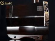 【已售】龙韵特价黑檀二胡8673 琴诗
