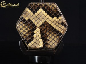 【已售】龙韵黑檀入门二胡1726