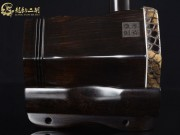 龙韵专业黑檀二胡8679 赛马