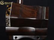 【已售】龙韵特优黑檀二胡8677 美国往事