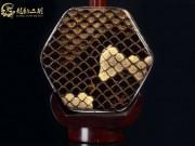 【已售】龙韵高级紫檀二胡8661 月亮代表我的心