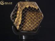 龙韵特价黑檀二胡8707 青花瓷