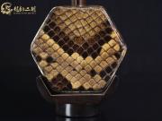 【已售】龙韵高级老红木二胡8765 大鱼