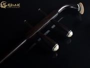 【已售】龙韵特价黑檀二胡8787 琴诗
