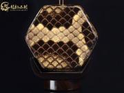【已售】龙韵二胡 珍品老红木二胡8357 青花瓷