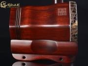 【已售】龙韵高级紫檀二胡9514 青花瓷