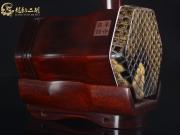 【已售】龙韵高级紫檀二胡8814 青花瓷