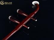 【已售】龙韵高级紫檀二胡8912 琴诗
