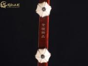 【已售】龙韵高级紫檀二胡8927 赛马