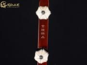 【已售】龙韵高级紫檀二胡8914 琴诗