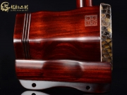 【已售】龙韵高级紫檀二胡9066 琴师