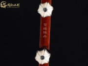 【已售】龙韵高级紫檀二胡9073 青花瓷