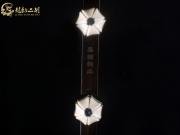 【已售】龙韵特价黑檀二胡9096 一枝花