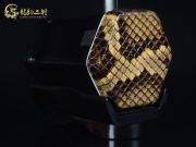 【已售】龙韵特价黑檀二胡9346 红蜻蜓