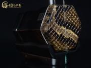 【已售】龙韵特价黑檀二胡9352