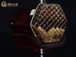 【已售】龙韵印度小叶紫檀二胡9351 葡萄熟了