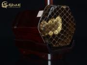 【已售】龙韵印度小叶紫檀二胡9349 葡萄熟了
