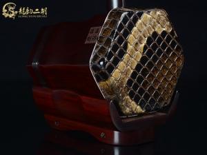 【已售】龙韵高级紫檀二胡9372 乡韵