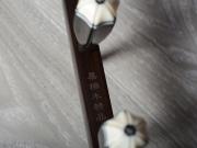 【已售】龙韵特优黑棕木二胡9595 大鱼