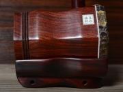 【已售】龙韵珍品印度小叶紫檀二胡9626 兰花花