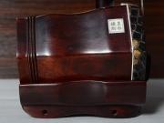 【已售】龙韵印度金星小叶紫檀整筒二胡9693 葡萄熟了