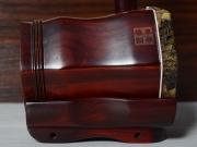 龙韵藏品紫檀二胡9715 金珠玛米赞