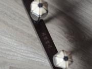 【已售】龙韵特价黑檀二胡10621 山村变了样