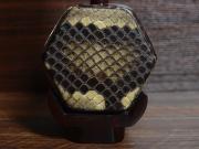 龙韵珍品印度小叶紫檀二胡10955  如来藏-袍修罗兰