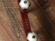 【已售】龙韵高级紫檀二胡11004 喜唱丰收