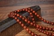 1.0cm印度金星小叶檀手串小叶檀珠手链手串 二胡精品余料 保证正品