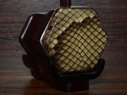 【已售】龙韵专业紫檀二胡 编号:11806 珊瑚颂