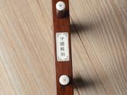龙韵自然皮整筒老红木二胡 编号:12046 一枝花